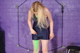 view details of set gm-2g012, Our serving wench fills her boyleg swimsuit with green gunge